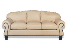 McKinley Leather Sofas
