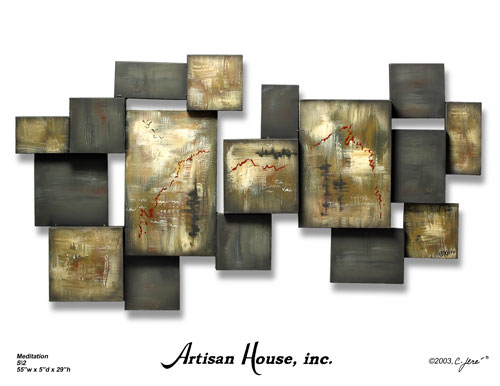 Artisan House Wall Sculptures
